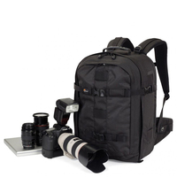 Genuine Lowepro Pro Runner 450 AW Urban inspired Photo Camera Bag Digital SLR Laptop 17 Backpack with raincover