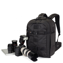 "Echte Lowepro Pro Runner 450 Aw Stedelijke Geïnspireerde Foto Camera Bag Digitale Slr Laptop 17 ""Rugzak Met Regenhoes"