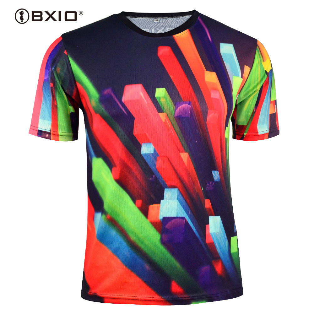 Bicycle-Clothes Bike-Wear Cycling-Jersey Only-Short-Sleeves Sport-Shirt BXIO Pro-Team