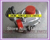 TURBO RHB5 VB190013 8971760801 RICB0807 Turbine Turbocharger For ISUZU 100P 4JB1T 2.8L 4JG2T 3.1L oil Cooled oil lubrication