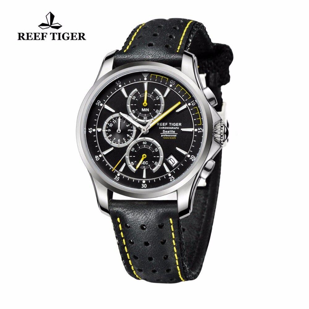 Reef Tiger / RT Sport Chronograph Ժամացույցներ - Տղամարդկանց ժամացույցներ - Լուսանկար 2