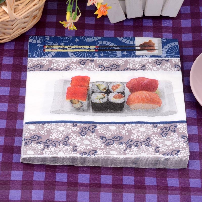 E17 10 Meter Long Sushi Food Decorative Washi Tape Diy Sbooking Masking School Office Supply