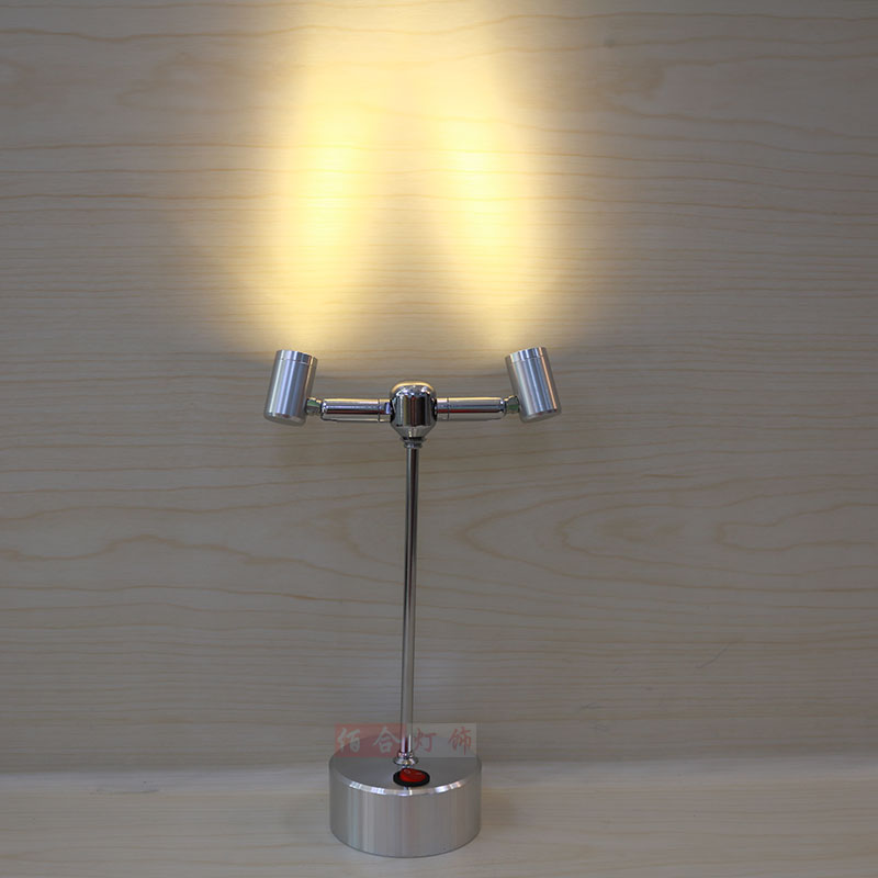 Batterie lampe scheinwerfer led lampe lampen vitrine verdrahtung ...