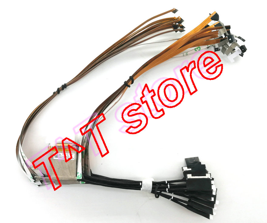 NEW ORIGINAL FOR E480 Ribbon LCD Video Cable DC02C00AZ20 test good free shipping new original for dell precision m4600 led lcd video flex cable 350406t00 600 g free shipping