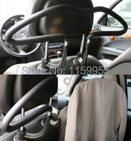 Auto Racks Sponge Protection Hangers Stainless Steel Material Automotive Clothes Rack Car Hanging Suit Car Hanger