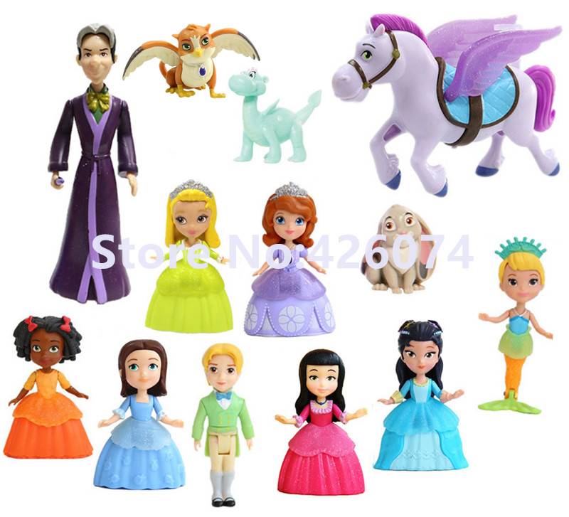 Amber Ruby Jade Vivian Hildegard Oona Mermaid James Minimus Clover Crackle Griffin Figure Dolls For Girls Kids Toys Children-in Dolls from Toys & Hobbies    1