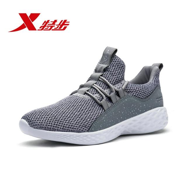 882319629087 XTEP бренд 2018 зима осень человек кроссовки мужские спортивные спортивная обувь открытый тренажерный зал спортивная обувь для тренировок