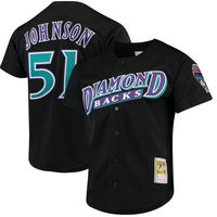 Men S Arizona Diamondbacks Randy Johnson Jersey