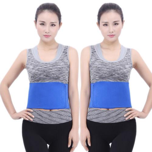 Women Waist Supporter Corsets Waist Belt Cincher Girdle Body Shaper Slimming Tummy Trainer Belly Training Waist Belt