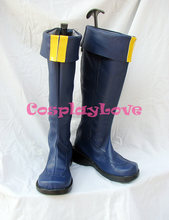 d77f4bf420a Custom Made Japanese Anime Fire Emblem Eliwod Cosplay Boots Shoes For Halloween  Christmas