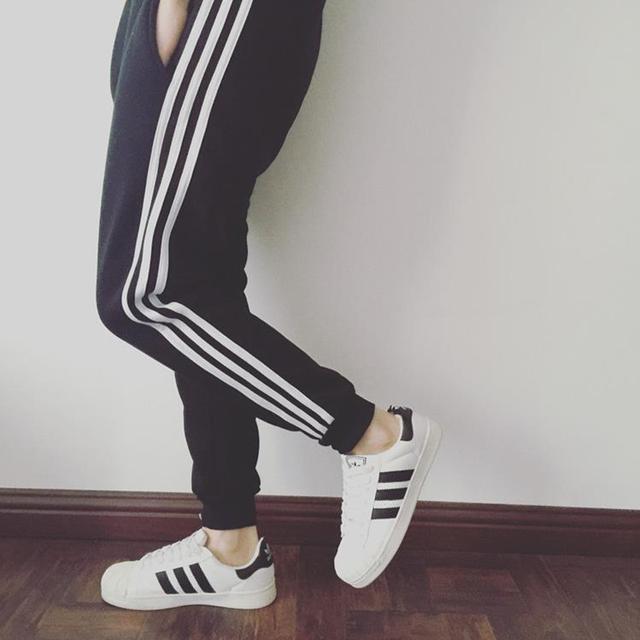 2016 calças harém calças soltas hip hop sweatpants mulheres basculadores calças catton pantalon femme