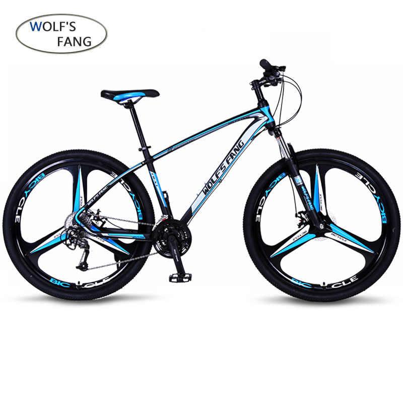 Wolf Fang Sepeda 27 Kecepatan Sepeda Gunung 29-Inch Ban Sepeda Jalan Bingkai Ukuran 17 Inch Produk Unisex ketahanan Gratis Pengiriman