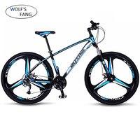 Wolf's fang велосипед 27 скорость горный велосипед 29 дюймовые шины шоссейный велосипед Размер 17 дюймов продукт унисекс Сопротивление Бесплатная