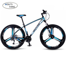 wolf's fang Bicycle 27 speed mountain bike 29-inch tire road bike