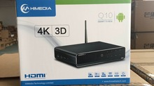 HIMEDIA Q10IV + 1TB HDD, Q10 4 nucleuses chip/quad-core Android TV Box with 1TB SATA3, 3.5» 7200 64MB HDD