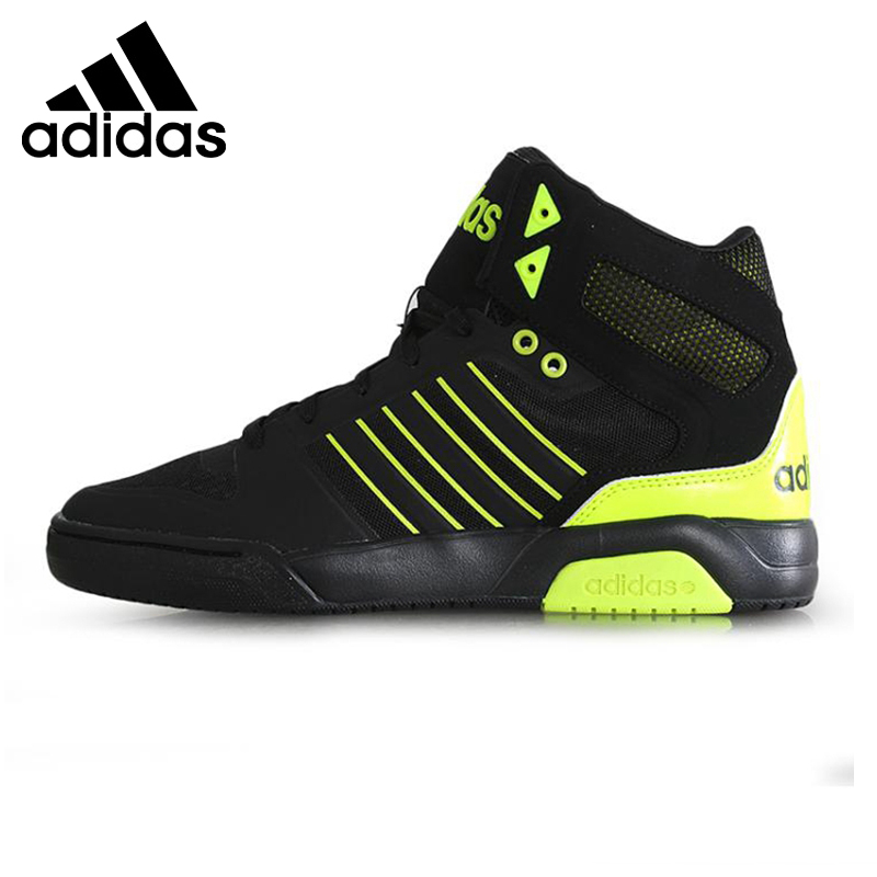 Prix pour D'origine Adidas NEO Étiquette hommes Planche À Roulettes de Chaussures de Haute espadrilles de l'aide