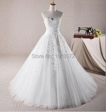 Новинка 2017 элегантные свадебные платья идеальное официальное