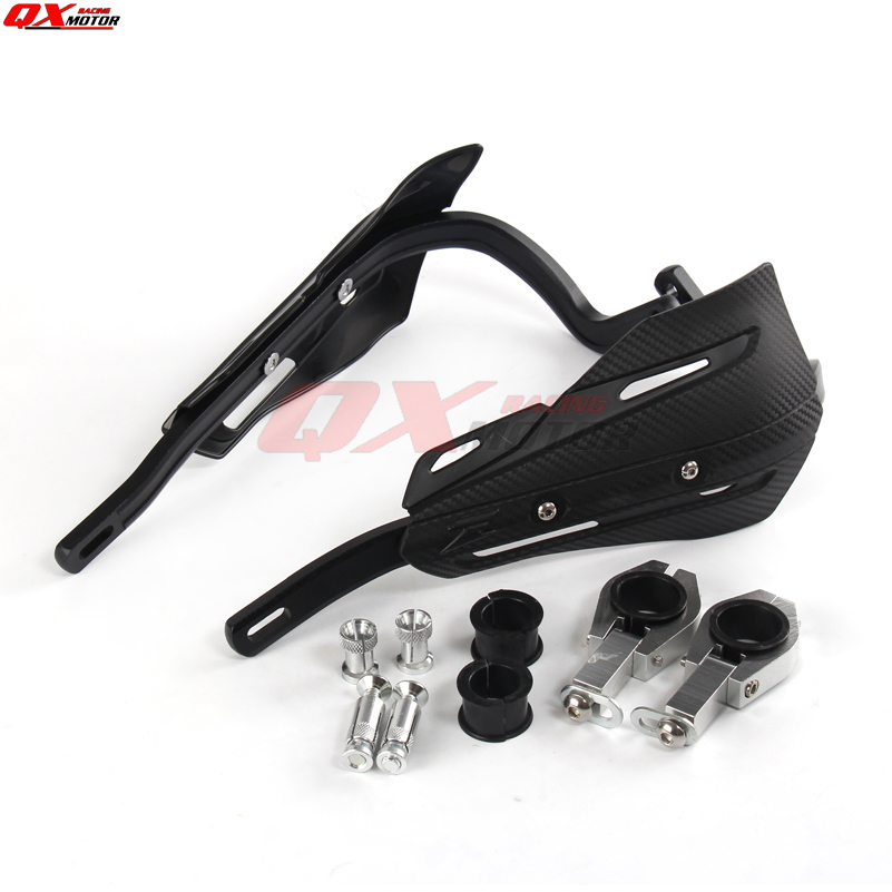 Image 2 - Motorcycle Handguard Hand Guard for klx RMZ CRF YZF KTM SX EXC XCW SMR Dirt Bike ATVS Motocross Enduro-in Falling Protection from Automobiles & Motorcycles