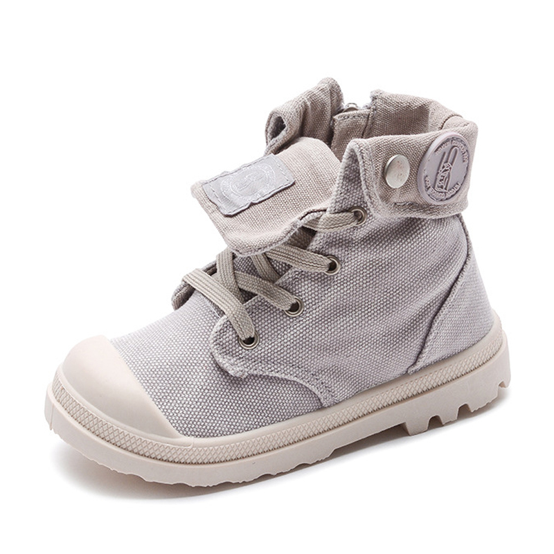 Canvas Shoes Martin-Boots Kids Sneakers Spring Girls Autumn Boys Child Baby Casual New title=