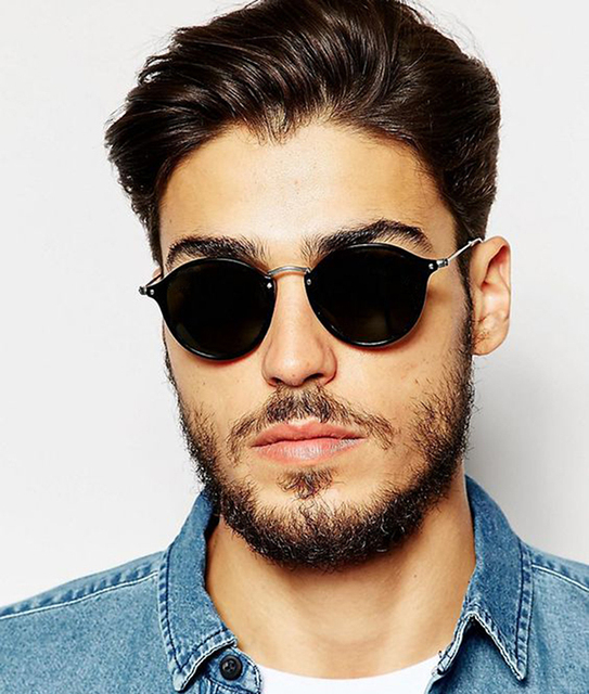 JackJad Nieuwe 2017 Fashion Klassieke Vinatge 2447 Ronde Stijl Zonnebril Mannen Vrouwen Brand Design Zonnebril Oculos De Sol Gafas