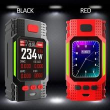 """מקורי אלקטרוני סיגריה הוגו אדי ריינג ר GT234 TC תיבת Mod 234W 2.0 """"IPS מסך בקרת טמפרטורה לשדרוג הקושחה"""