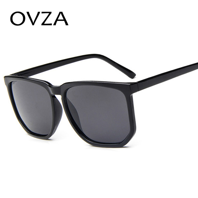 b86f43c31ee OVZA Rectangle Sunglasses Male Fashion Promotions Sunglasses Women UV400  Glasses