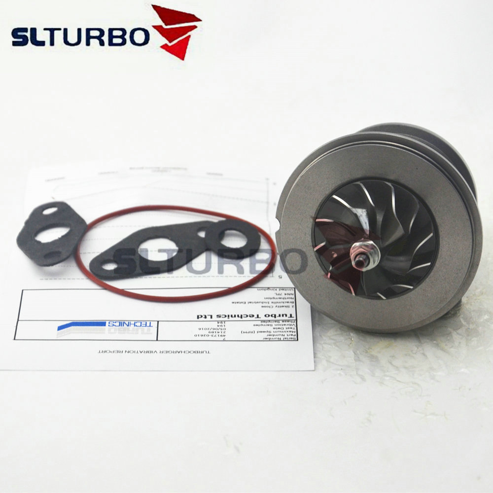 Balanced turbo CHRA 49173-02622 cartridge turbine repair kits 49173-02623 core NEW For Hyundai Matrix 1.5 CRDI D3EA 60 Kw 82 HP Balanced turbo CHRA 49173-02622 cartridge turbine repair kits 49173-02623 core NEW For Hyundai Matrix 1.5 CRDI D3EA 60 Kw 82 HP
