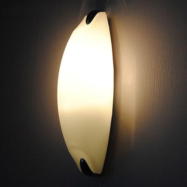 Moderne Milchglas Käfer Flur Badezimmer Wandleuchten Glas Schlafzimmer  Bedsides Wandleuchten Flur Balkon Treppenwandleuchte Lampen