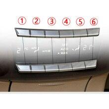 Кнопка заднего кондиционера Кнопка регулировки заднего выхода воздуха кнопка переключения для Mercedes-Benz W221 s-класса S300 s500