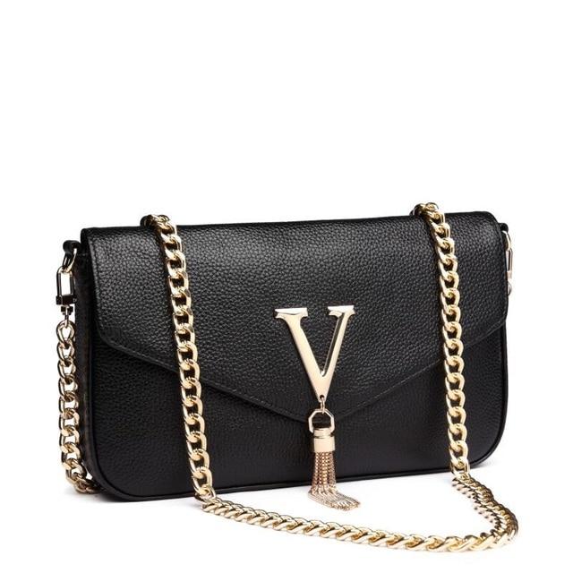 bb5be79af7 2018 Handbags Famous Designer women bag High Quality Luxury Real Cowhide  Crossbody Bag Genuine Leather bag luxury Ladies Tote