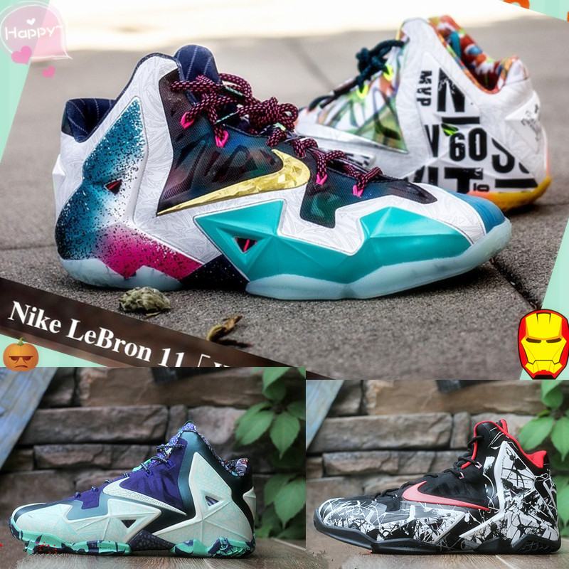 Fast shipping 2016 new what the Lebron 11 xi elite BHM shoes men Eur size  40 to 46 US 7 to 8 8.5 9.5 10 11 12 with original box