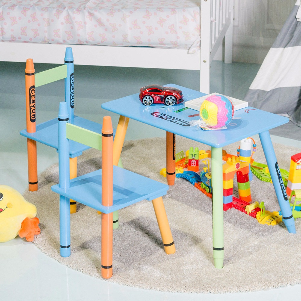 toddler table and chairs s-l1600 (2)