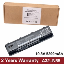 5200 мАч kingsener Корея сотовый Батарея для ASUS A32-N55 N45 N45SF N55E N75 N75S N45E N45SJ N55S N75SF N45F N45SL N55SF N75SJ N75SV