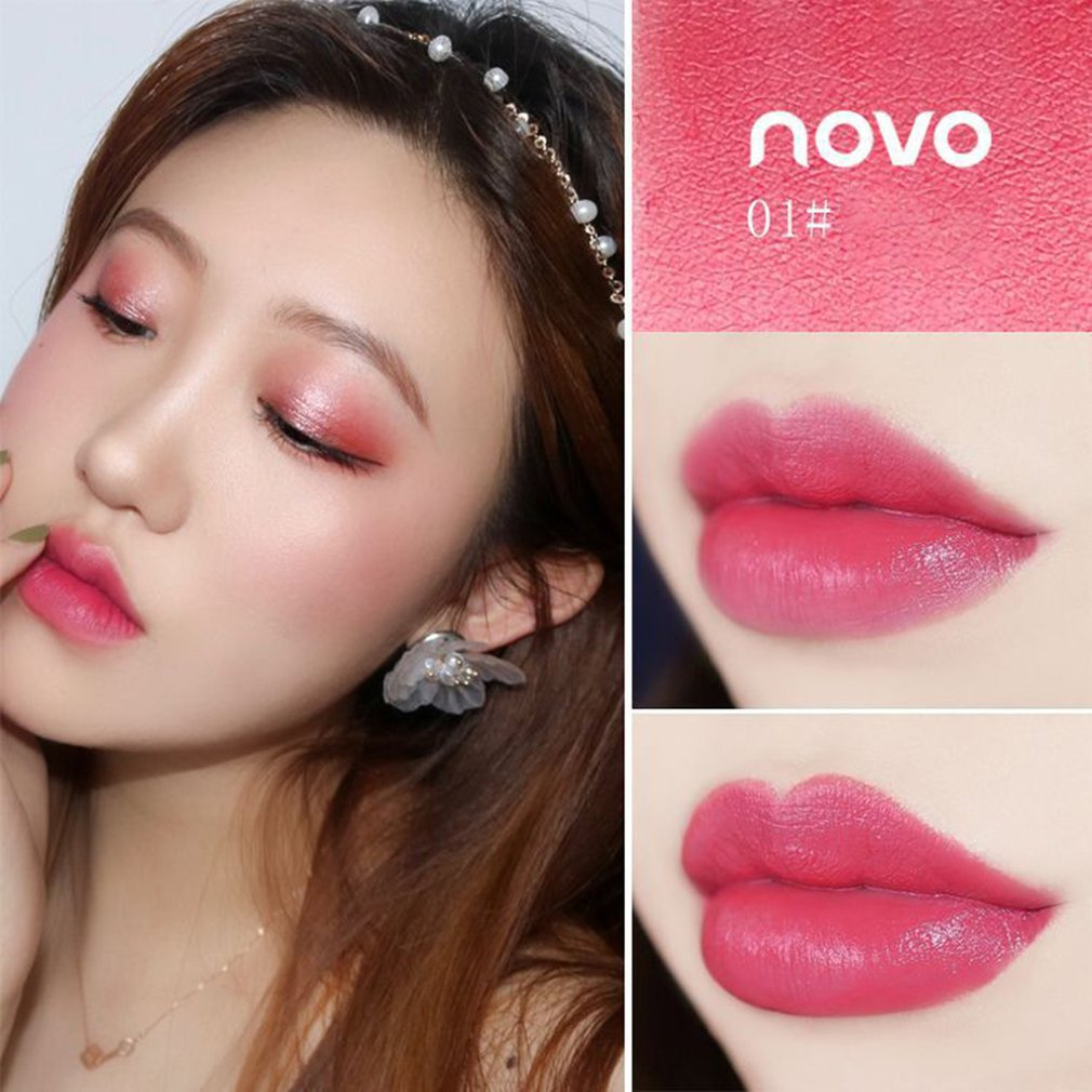 6pcs Wake up Sleeping Girls Lipstick Set Matte Lipstick Moisturizing Hydrating Longlasting Lipgloss Makeup Cosmetics in Lip Balm from Beauty Health