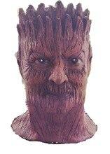 Nuevo Árbol monstruo Pelucas de Halloween máscara capucha de látex cosplay silicona máscaras de carnaval máscara del partido de la mascarada máscaras de terror