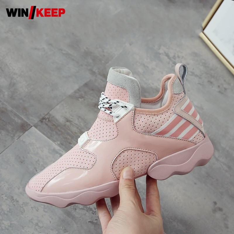 2019 New Women Running Shoes Brand Plus Size 35-40 Summer Breathable Ladies Sneakers Chaussures Femme Outdoor Sport Gym Shoes2019 New Women Running Shoes Brand Plus Size 35-40 Summer Breathable Ladies Sneakers Chaussures Femme Outdoor Sport Gym Shoes