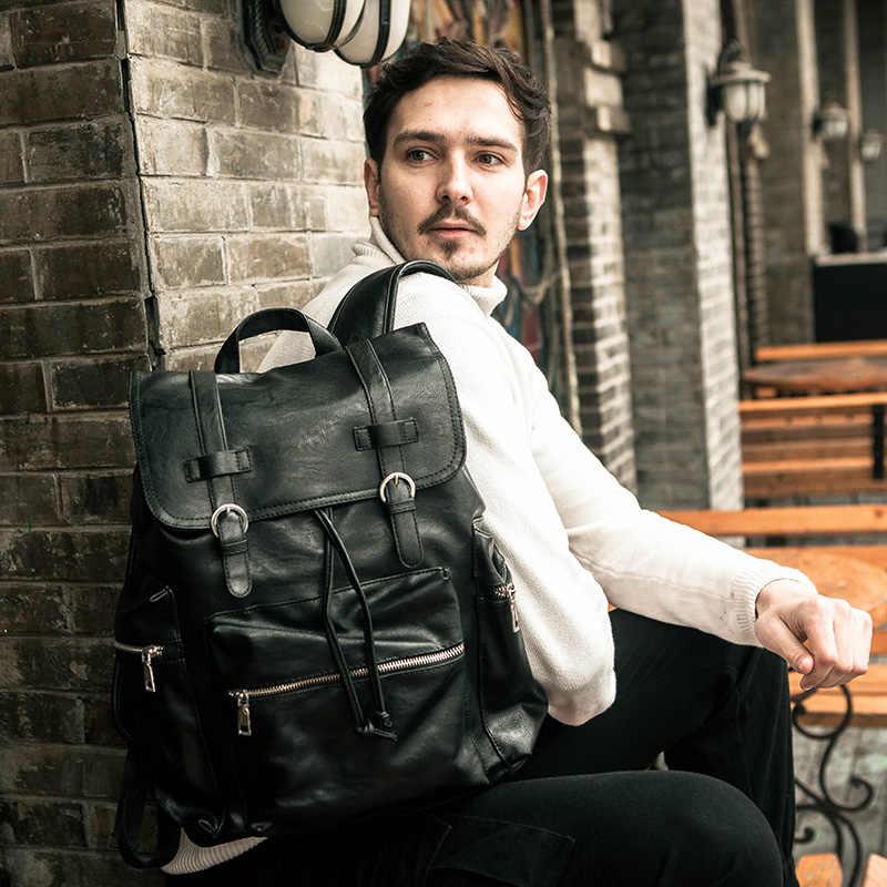 Anti Theft рюкзаки мужская сумка 2019 Мода Школьный Рюкзак USB зарядка рюкзаки рюкзак мужской путешествия человек