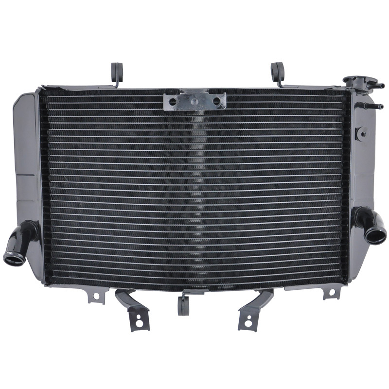 For Suzuki GSXR1000 K1 K2 2001 2002 GSX-R1000 GSXR 1000 01 02 Motorcycle Parts Aluminium Cooling Cooler  Replacement Radiator