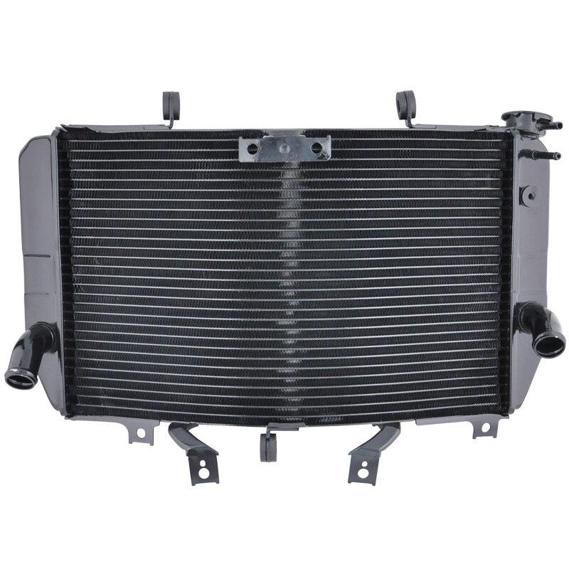 LOPOR для Suzuki GSXR1000 К1 К2 системы GSX-Р1000 01-02 01-02 GSXR 1000 мотоцикл частей алюминий охлаждения кулер замена радиатора