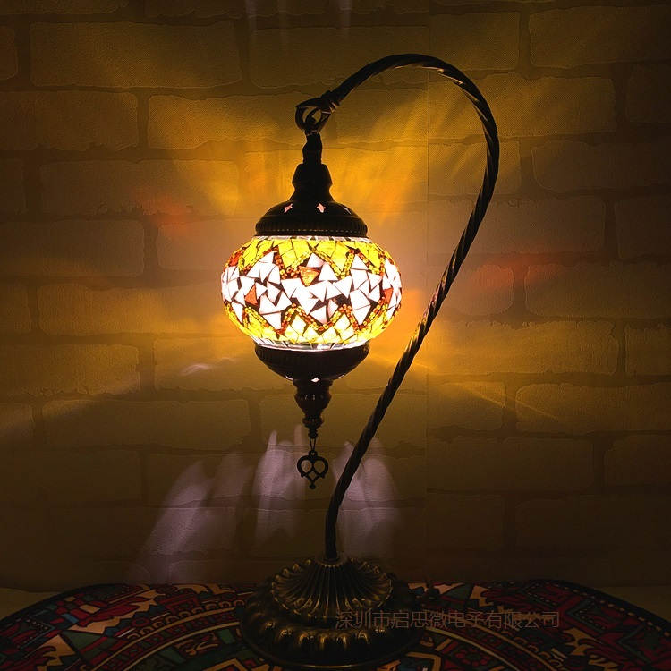 Art Decor Table Lamp E14 Holder LED Bulb Desk Lamps,Bedside Home Lighting Fixtures Living Room Bedroom Home Decor Coffee Shop набор раскрась и собери калейдоскоп