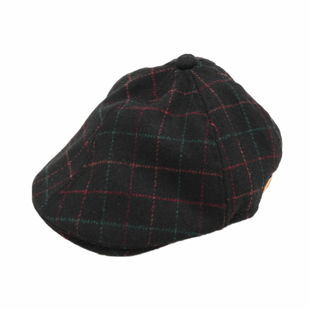 1Pc Classic Kids Girls Boys Beret Hats Peaked Cap Child Autumn Sping Leisure Caps Hats