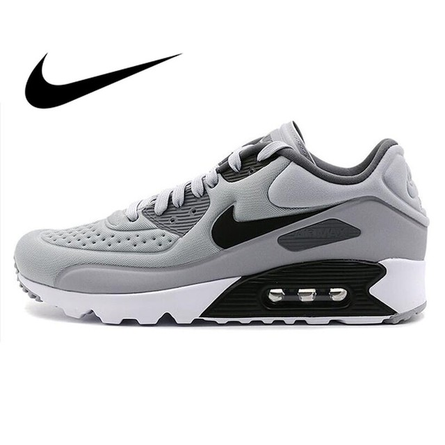 info for 86fd9 01831 Original Authentic NIKE AIR MAX 90 ULTRA SE Men s Running Shoes Sport  Outdoor Sneakers Breathable 2018 New Arrival 845039-002