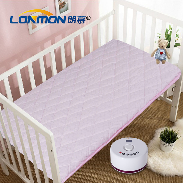 Electric Blanket For Baby Bed Water Heating Circulation Mattress RoHS  Certification 100*60cm Bed Heater
