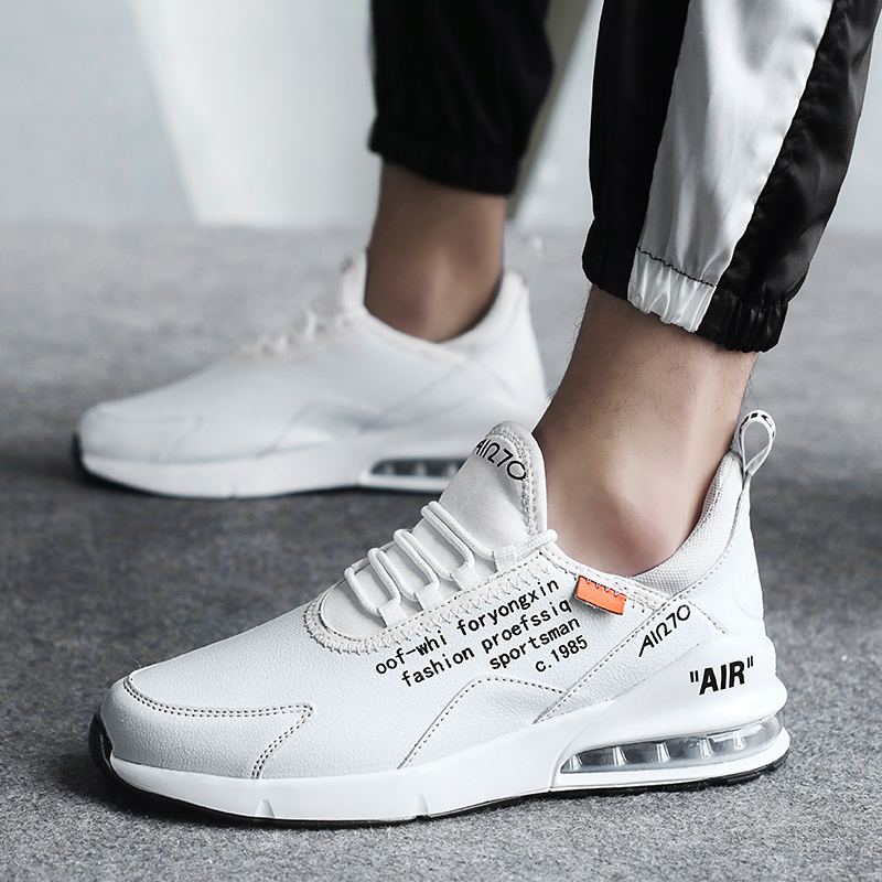 Men new Breathable Sneakers Youth Fashion Air 270 walking shoes Comfortable Hommes Casual Shoes Adulte Chaussures drop shipping image