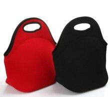 Новый 2016 сумка Изолированная сумка-Холодильник толстые дети lunch box lancheira bolsa termica мать детские сумки