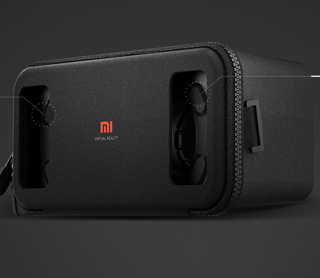 For Original XiaoMi VR glasses toy version of the virtual helmet 3D glasses