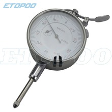 Gauge Instrument-Tool Measure Dial-Indicator 0-0.5inch-Meter Precision with Handle