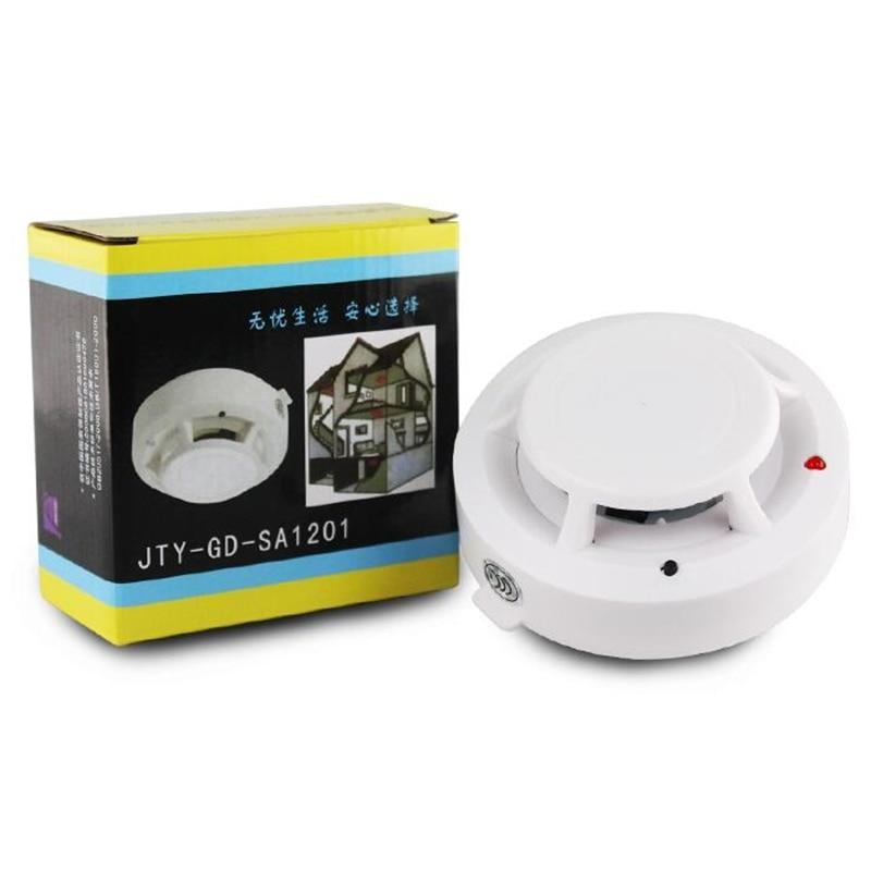 Smoke Detector Smoke alarm Home Security Detector Fire Sensor Fire Alarm Sensor