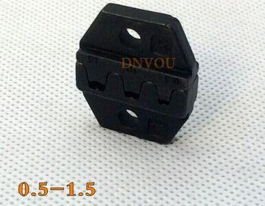 Werkzeuge Neu Draht Crimpzange Sn48b Typ B Schwarz Eisen Mold Terminal Klemmenzange Draht Schnittform Crimpzange 0,5-1.5mm2 Handwerkzeuge