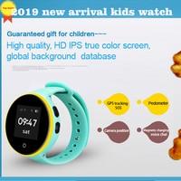 GPS Çocuk SOS akıllı saat telefon Pozisyonu Çocuk Izle 1.22 ''Dokunmatik Ekran kamera su geçirmez SOS Akıllı Bebek Izle çocuk anti-kayıp
